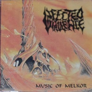 Infected Virulence - Music of Melkor cover art