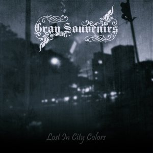 Gray Souvenirs - Lost in City Colors cover art