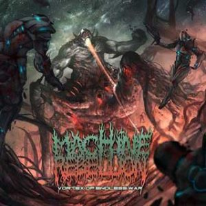 Machine of Rebellion - Vortex of Endless War cover art