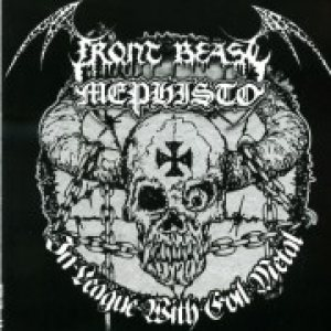 Front Beast - In League With Evil Metal cover art