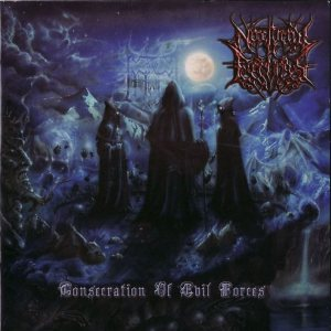 Nocturnal Feelings - Consecration of evil Forces cover art