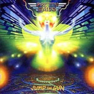 Pretty Maids - Jump the Gun cover art