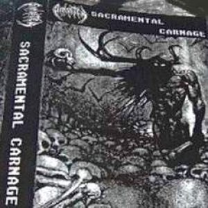 Sinister - Sacramental Carnage cover art