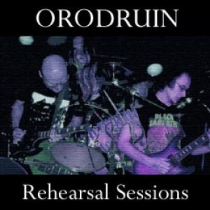 Orodruin - Rehearsal Sessions cover art