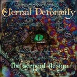 Eternal Deformity - The Serpent Design cover art