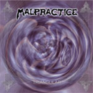 Malpractice - Triangular cover art