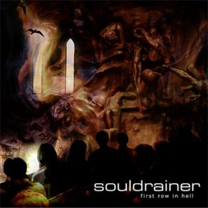 Souldrainer - First Row in Hell cover art