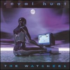 Royal Hunt - The Watchers cover art