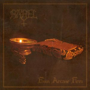 Anael - From Arcane Fires cover art