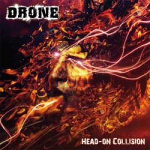 Drone - Head-on Collision cover art
