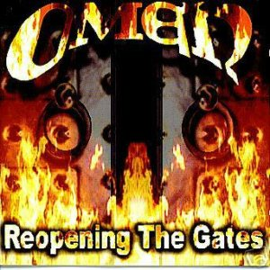 Omen - Reopening the Gates cover art