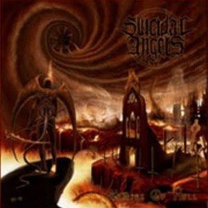 Suicidal Angels - Armies of Hell cover art