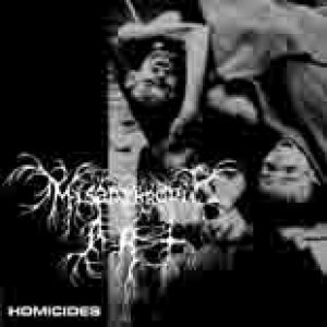 Misanthropic Art - Homicides cover art