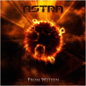 Astra - From Within cover art