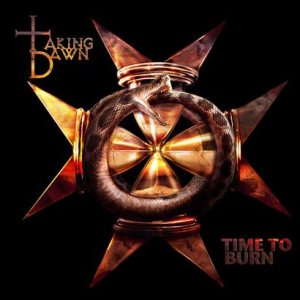 Taking Dawn - Time to Burn cover art