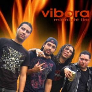 Vibora - Midnight Fire cover art