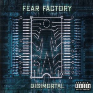 Fear Factory - Digimortal cover art