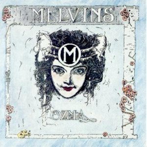 Melvins - Ozma cover art