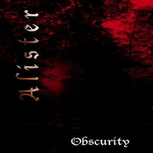 Alister - Obscurity cover art