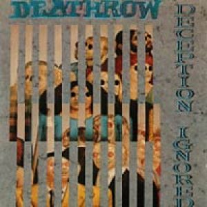 Deathrow - Deception Ignored cover art