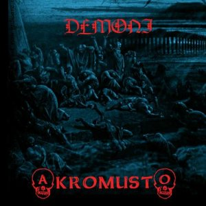 Akromusto - Demoni cover art
