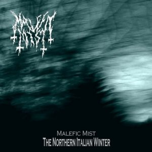 Malefic Mist - The Northern Italian Winter cover art
