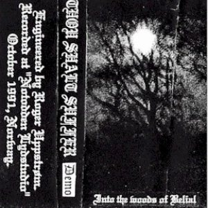 Thou Shalt Suffer - Into the Woods of Belial cover art
