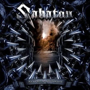 Sabaton - Attero Dominatus cover art