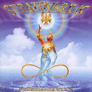 Stratovarius - Elements Pt.1 cover art