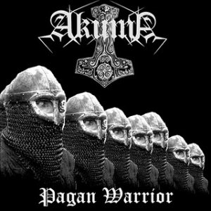 Akuma - Pagan Warrior cover art