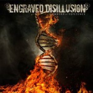 Engraved Disillusion - Embers of Existence cover art