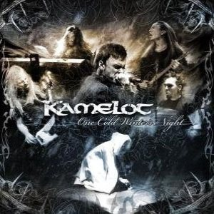 Kamelot - One Cold Winter's Night cover art