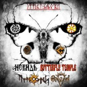 Butterfly Temple - The Butterfly Effect cover art