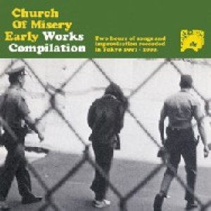 Church of Misery - Early Works Compilation cover art