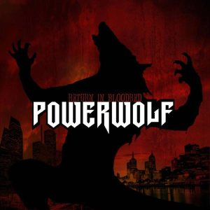 Powerwolf - Return in Bloodred cover art
