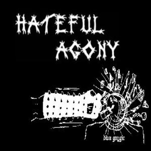 Hateful Agony - Speed Metal Massacre cover art