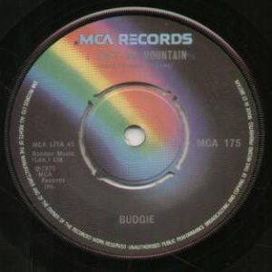 Budgie - I Ain't No Mountain cover art