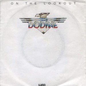 Bodine - On the Lookout cover art