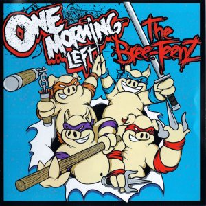 One Morning Left - The Bree-Teenz cover art