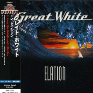 Great White - Elation cover art