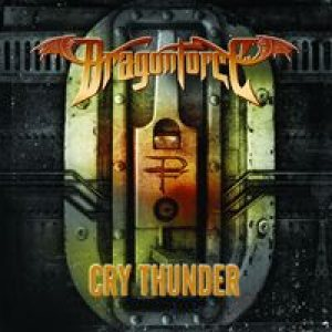 Dragonforce - Cry Thunder cover art