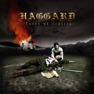 Haggard - Tales of Ithiria cover art