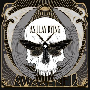 As I Lay Dying - Awakened cover art