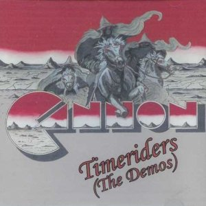 Cannon - Timeriders cover art