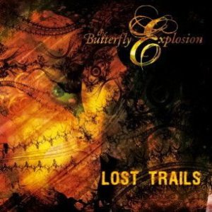Butterfly Explosion - Lost Trails cover art