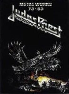 Judas Priest - Metal Works '73-'93 cover art