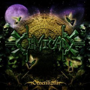 Cemican - Ometiliztli cover art