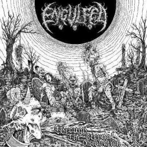 Engulfed - Through the Eternal Damnation cover art