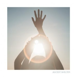 Alcest - Shelter cover art