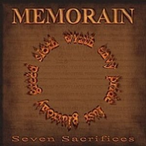 Memorain - Seven Sacrifices cover art